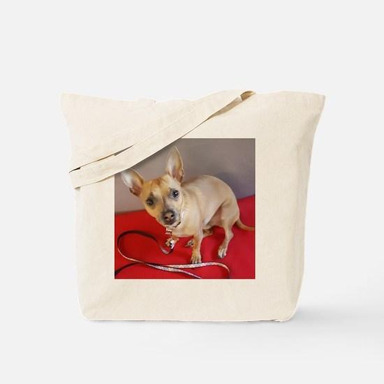 Unique Furry kid Tote Bag