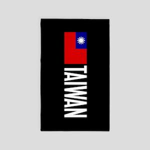 Taiwan: Taiwanese Flag & Taiwan Area Rug