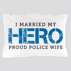 I Married My Hero Pillow Case