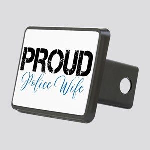 Proud Police Wife Hitch Cover