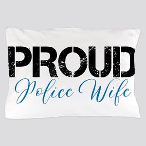 Proud Police Wife Pillow Case