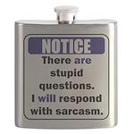 Stupid Questions (N) Flask