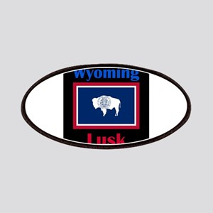 Lusk Wyoming Patch