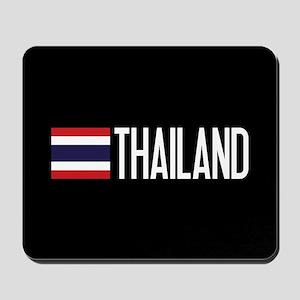 Thailand: Thai Flag & Thailand Mousepad