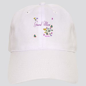 Guard Mom Butterflies Cap