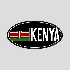 Kenya: Kenyan Flag & Kenya Patch