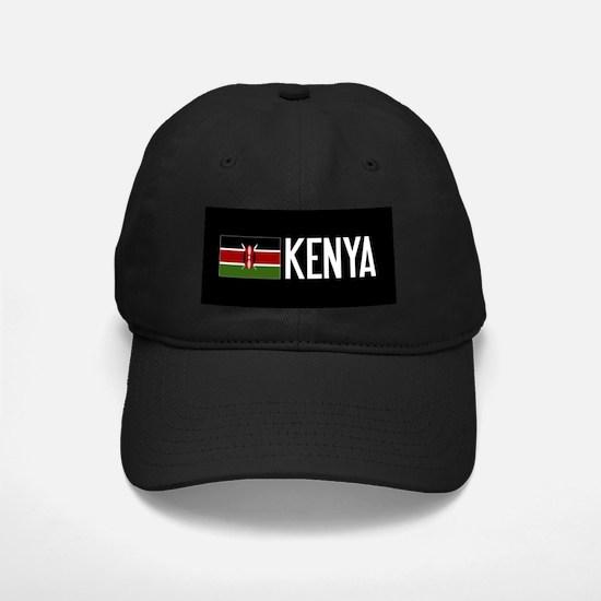 Kenya: Kenyan Flag & Kenya Baseball Hat