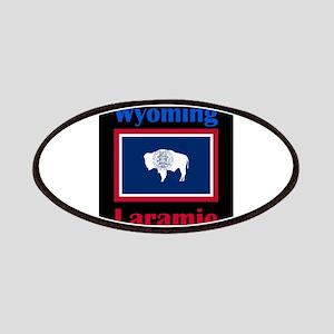 Laramie Wyoming Patch