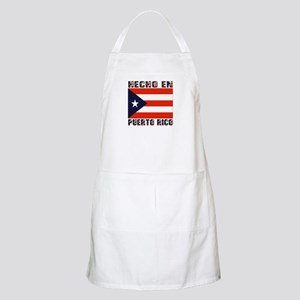 Hecho en Puerto Rico BBQ Apron