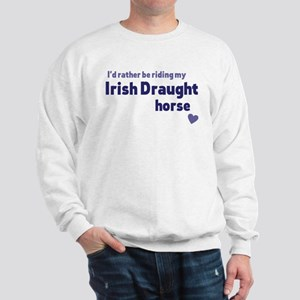 Irish Draught horse Sweater