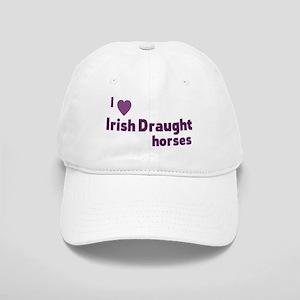 Irish Draught horses Hat