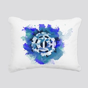 The 100 Heda Rectangular Canvas Pillow