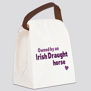 Irish Draught horse Canvas Lunch Bag