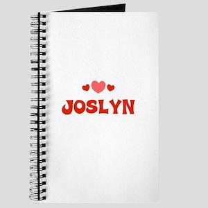 Joslyn Journal