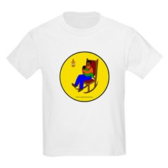 Kids Clothes Father and Child Children's T-Shirt