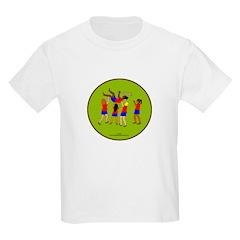 Kids Clothes Girls' Baseball Team Child T-Shirts