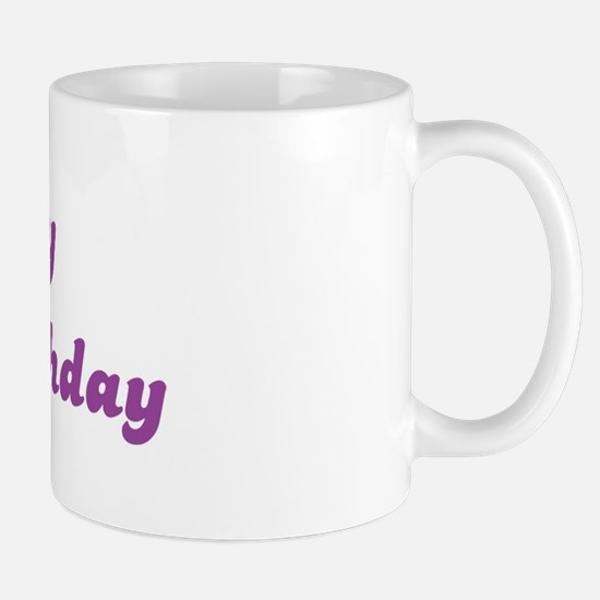 Its my 80th Birthday Mug