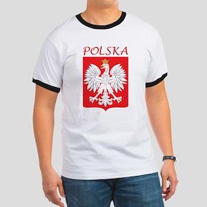 White Eagle and Polska Ringer T