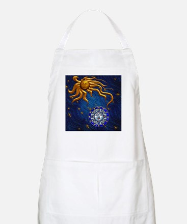 Harvest Moons Sun & Moon Apron