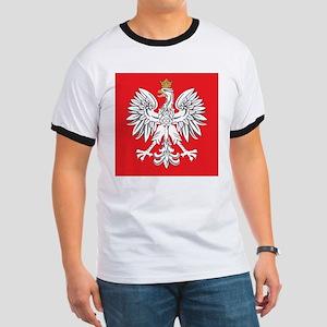 square polish eagle Ringer T