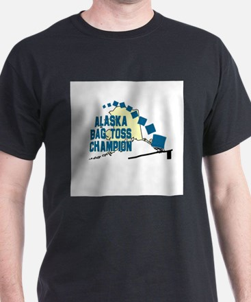 Alaska Bag Toss Champion T-Shirt