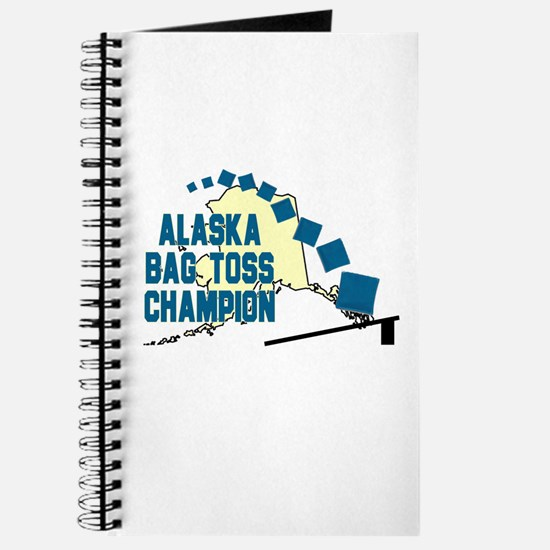 Alaska Bag Toss Champion Journal