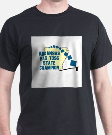 Arkansas Gab Toss State Champ T-Shirt