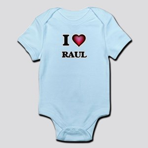 I love Raul Body Suit