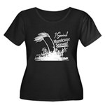 I Survived Hurricane Season Plus Size T-Shirt