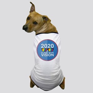 2020 A Class With Vision, Rainbow Dog T-Shirt