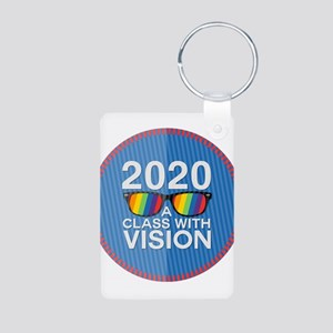 2020 A Class With Vision, Rainbow Keychains