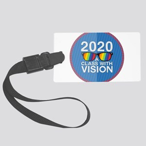 2020 A Class With Vision, Rainbow Luggage Tag