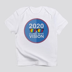 2020 A Class With Vision, Rainbow Infant T-Shirt
