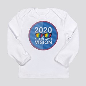 2020 A Class With Vision, Rainbow Long Sleeve T-Sh