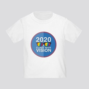 2020 A Class With Vision, Rainbow T-Shirt