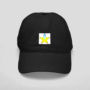 Strickland Propane Black Cap