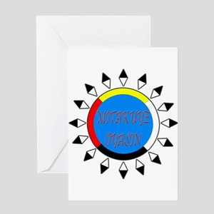 Mitakuye Oyasin Greeting Card