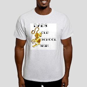Dads Old School Skin Light T-Shirt