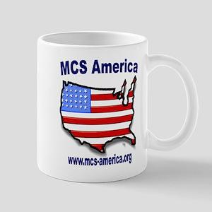 MCS America Logo Mug