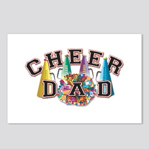 Cheer Dad Postcards (Package of 8)