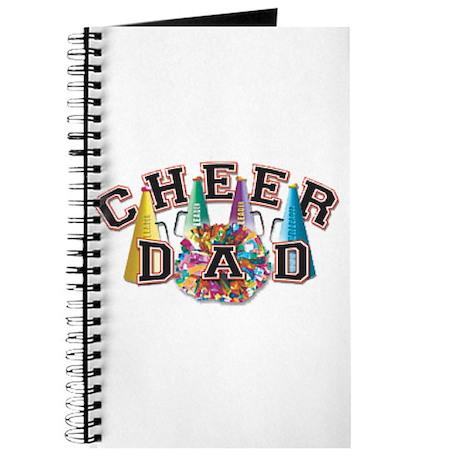 Cheer Dad Journal