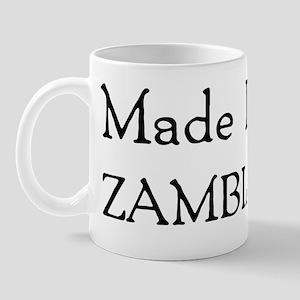 Made In Zambia Mug
