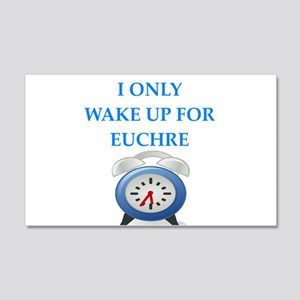 euchre Wall Decal