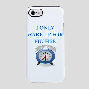 euchre iPhone 8/7 Tough Case