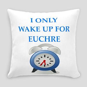 euchre Everyday Pillow