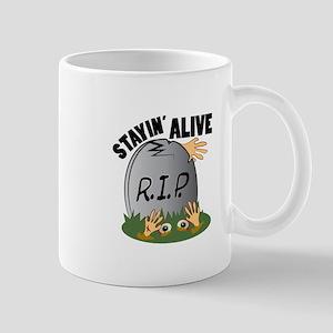 Stayin Alive Mugs