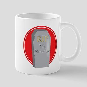 RIP Net Neutrality Mugs