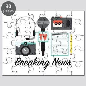 Breaking News Puzzle