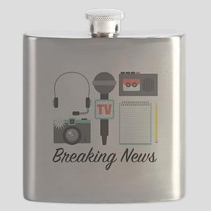 Breaking News Flask
