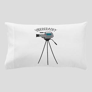 Videography Pillow Case